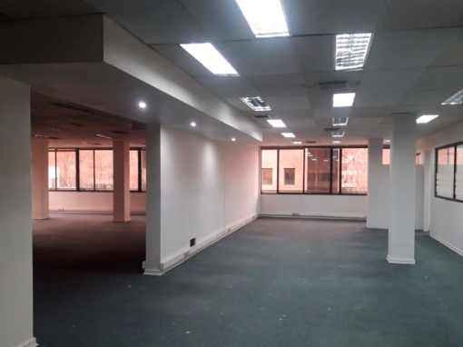 Arriendo | Of. 403-404, Edificio La Concepción 266, Providencia